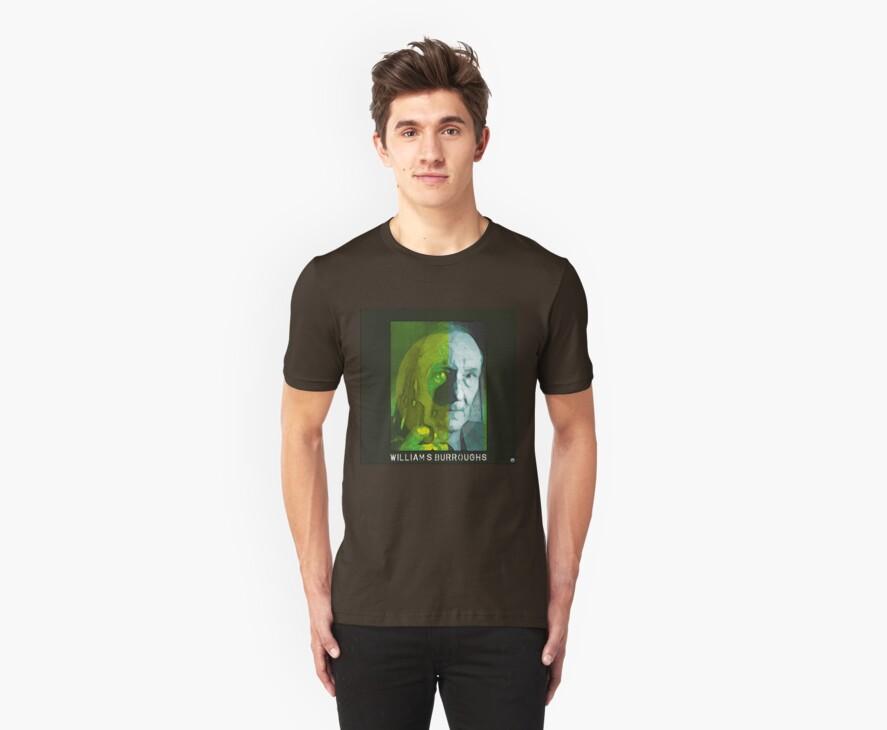 Eternal William S. Burroughs  by edend