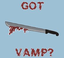 Got Vamp?  (Supernatural) by Enigma2005