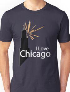 I Love Chicago Unisex T-Shirt