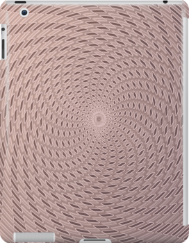 Pink Geometry by Betty Mackey