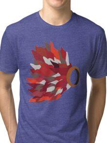 Ring in fire  Tri-blend T-Shirt