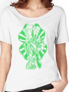 Saint Patricks Day T Shirt Women's Relaxed Fit T-Shirt