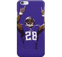 Adrian Peterson - Minnesota Vikings iPhone Case/Skin