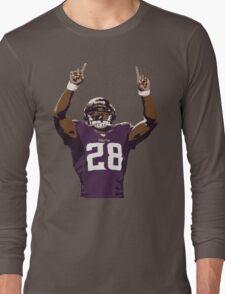 Adrian Peterson - Minnesota Vikings Long Sleeve T-Shirt