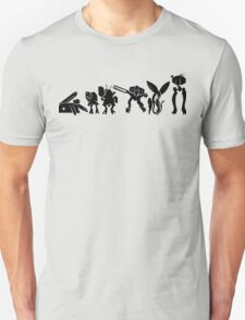 Metal Gear Saga T-Shirt