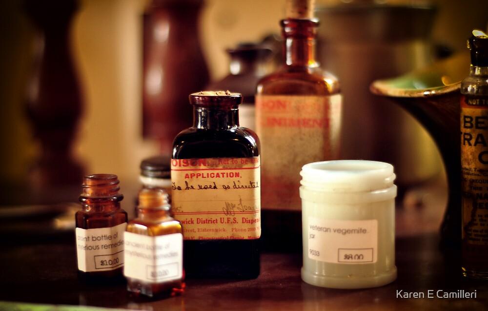 Mysterious Remedies by Karen E Camilleri