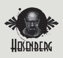 Heisenberg - Walter White (large) by Sowfaii