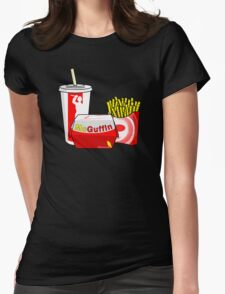 McGuffin Womens Fitted T-Shirt