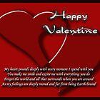 Valentine card 1 by Elisabeth Dubois