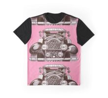 The Gangster Car Graphic T-Shirt