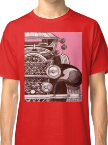 The Gangster Car Classic T-Shirt