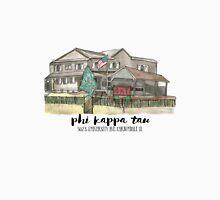 Phi Kappa Tau Beta Chi Watercolor Illustration Unisex T-Shirt