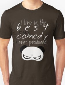 the best DARK comedy T-Shirt
