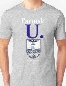 Farouk University Unisex T-Shirt