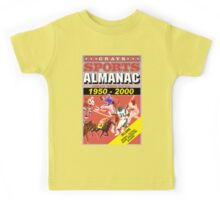 BTTF: Sports Almanac Kids Tee