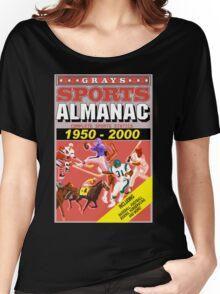 BTTF: Sports Almanac Women's Relaxed Fit T-Shirt