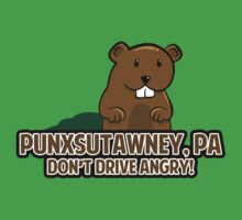 Don't Drive Angry Baby Tee