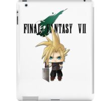 Chibi Cloud iPad Case/Skin