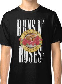 BUNS ' N ' ROSES  Classic T-Shirt