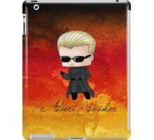 Chibi Wesker iPad Case/Skin