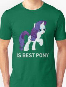 Rarity Is Best Pony - MLP FiM - Brony T-Shirt