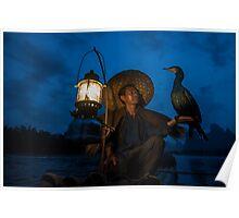 The Yangshuo Fisherman Poster