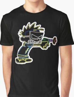 Spaceman Spiff Neon Graphic T-Shirt