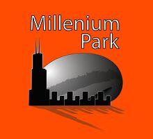 Millenium Park Bean Unisex T-Shirt
