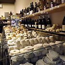 French cheese shop by graceloves