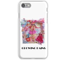 Growing Pains Part 1 iPhone Case/Skin