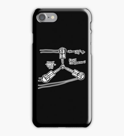 BTTF: Flux capacitor iPhone Case/Skin
