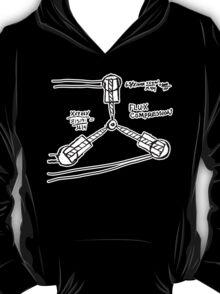 BTTF: Flux capacitor T-Shirt