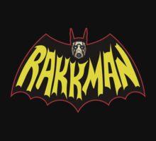 I Am RAKKMAN! by MrKroli