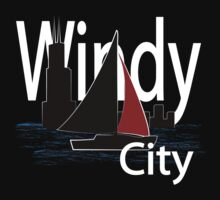 Windy City Kids Tee