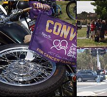 Convoy for kids with cancer by Tom McDonnell