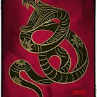Snake Year 2013 by CatalystBC