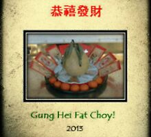 Vintage Chinese New Year  by CatalystBC