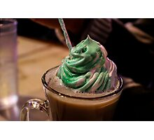 Irish Coffee Photographic Print