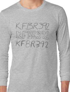 KFBR392 KFBR392 KFBR392 Long Sleeve T-Shirt