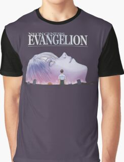 End Of Evangelion - Galaxy Graphic T-Shirt