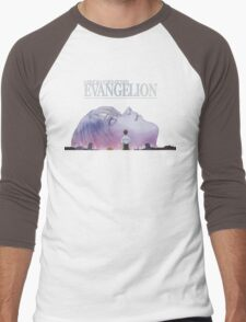 End Of Evangelion - Galaxy Men's Baseball ¾ T-Shirt