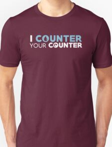 Magic the Gathering: I Counter Your Counter T-Shirt