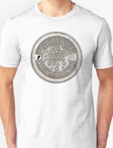 Crescent City Water Meter Cover T-Shirt