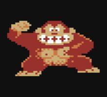 8 Bit Monkey  by CleverTrevor