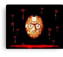 Jason.....a love story 025 Canvas Print