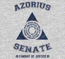 Magic the Gathering: Azorius Senate Guild by ohitsmagic