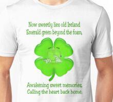 Homesick Shamrock Unisex T-Shirt