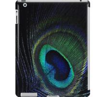 Peacock feather iPad Case/Skin