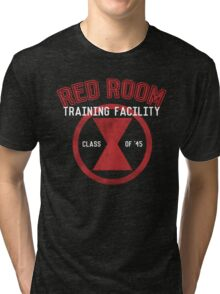 Red Room Training Tri-blend T-Shirt