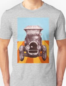 The Sheriff's Car T-Shirt
